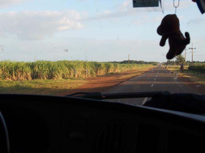 【キューバ06 移動情報】ハバナからトリニダーへの移動 (3)