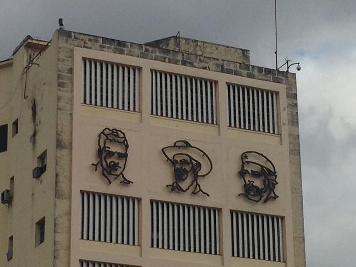 【キューバ04 世界遺産】革命の爪痕残るハバナ。革命広場にはチェ・ゲバラの姿~ハバナ観光2~ (11)