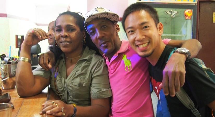 【キューバ05】ハバナでバー巡り!La Bodeguita del MedioとBAR OKINAWA