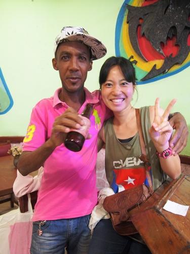 【キューバ05】ハバナでバー巡り!La Bodeguita del MedioとBAR OKINAWA (1)