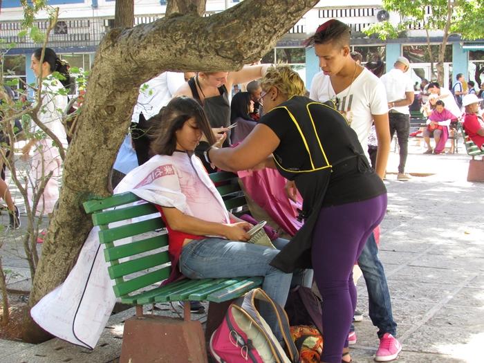 【キューバ04 世界遺産】革命の爪痕残るハバナ。革命広場にはチェ・ゲバラの姿~ハバナ観光2~ (4)