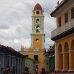 【キューバ07 世界遺産】アートとパステルカラーの建物の町トリニダー。残念なことに久しぶりの人種差別被害も。。