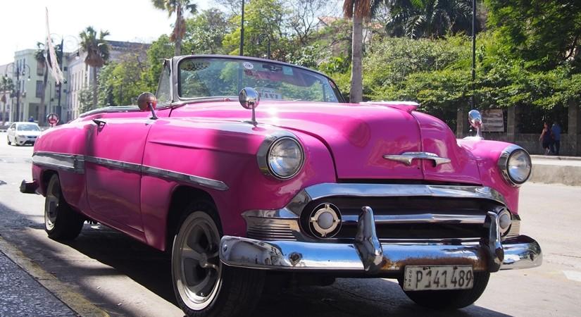 【キューバ03 世界遺産】ヘミングウェイの愛したハバナ。歴史を感じるクラシックカーとコロニアルな町並み~ハバナ観光1~