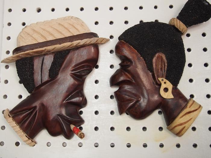 【キューバ07 世界遺産】アートとパステルカラーの建物の町トリニダー。久しぶりの人種差別被害も。。 (22)