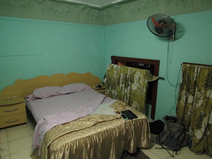 【キューバ11 移動&宿情報】バラデロからハバナへの移動と、ハバナの安宿(カーサ)情報 (4)