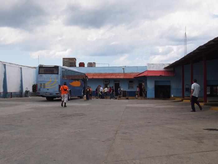 【キューバ09 移動情報】トリニダーからバラデロへの移動 (2)