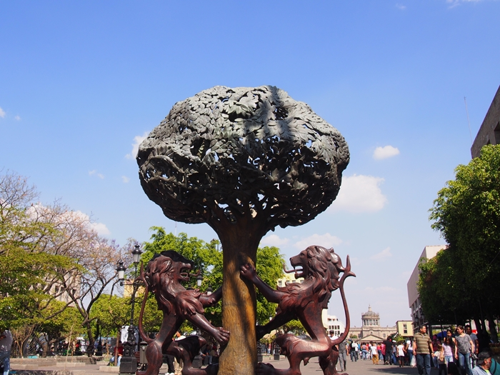 【メキシコ14】迫力満点!オロスコ壁画と、少し日本の香りのする町グアダラハラ観光 (19)