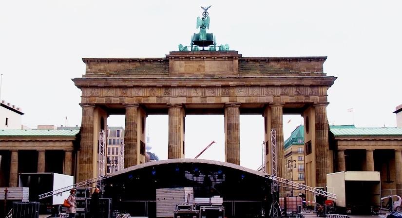 【ドイツ10】過去と現在が共存するアーティスティックな町。ベルリン観光(34)