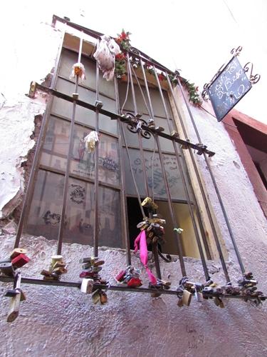 【メキシコ12】その美しさ、メキシコNo.1!コロニアル都市グアナファト (14)