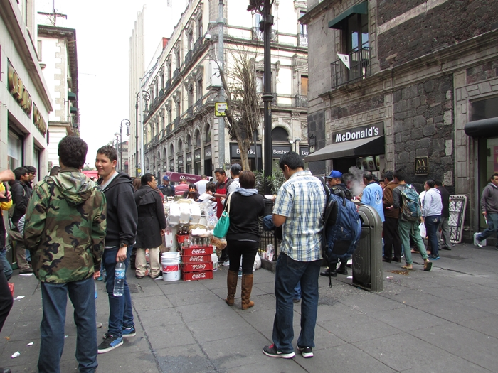 【メキシコ10】メキシコシティの美味しいもの。すき家も発見! (12)