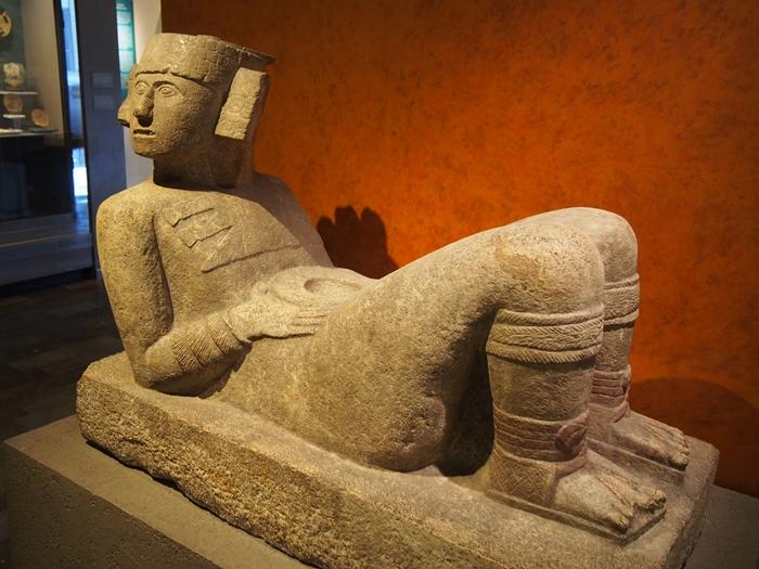 【メキシコ09】人類学博物館でアステカ・カレンダーにご対面! (29)