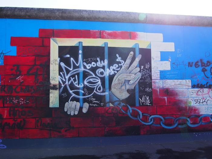 【ドイツ09】冷戦の跡・ベルリンの壁と、個性的なアンペルマン登場!ベルリン観光1 (16)