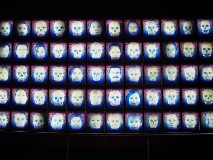【メキシコ09】人類学博物館でアステカ・カレンダーにご対面! (32)