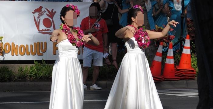 【ハワイ04】日本とハワイの交流イベント、ホノルル・フェスティバルに参加! (4)