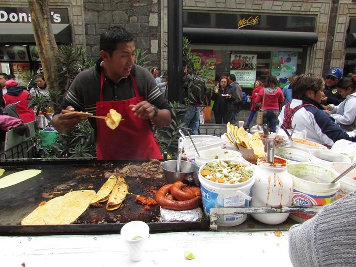【メキシコ10】メキシコシティの美味しいもの。すき家も発見! (10)
