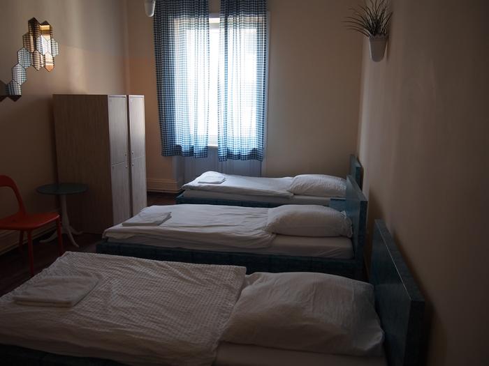 【ドイツ07】フランクフルトの安宿「Five Elements Hostel」と「FRANKFURT HOSTEL」 (1)