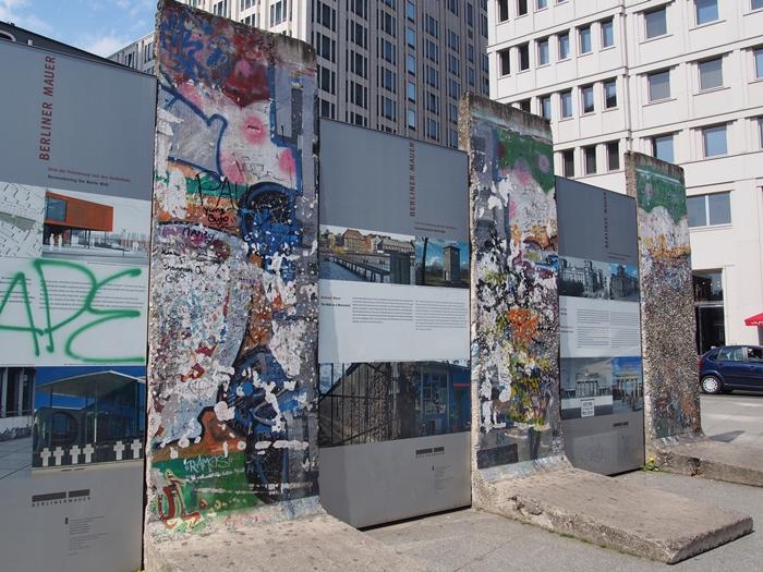 【ドイツ09】冷戦の跡・ベルリンの壁と、個性的なアンペルマン登場!ベルリン観光1 (12)
