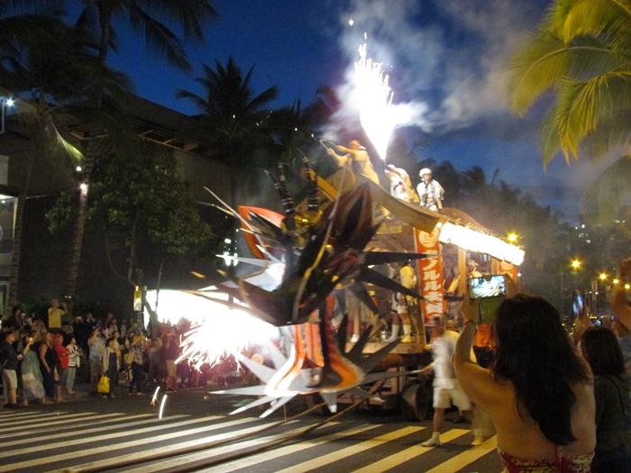 【ハワイ04】日本とハワイの交流イベント、ホノルル・フェスティバルに参加! (20)