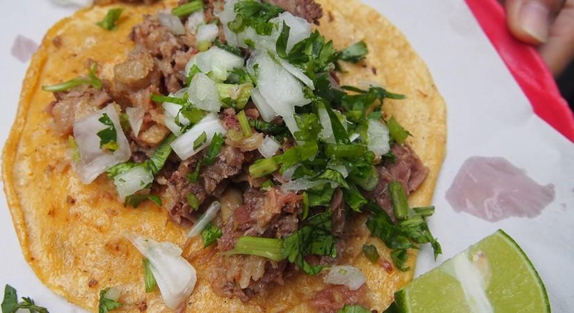 【メキシコ10】メキシコシティの美味しいもの。すき家も発見!