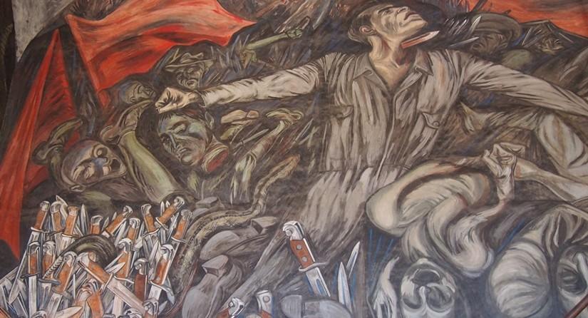 【メキシコ14】迫力満点!オロスコ壁画と、少し日本の香りのする町グアダラハラ観光