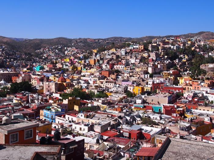 【メキシコ12】その美しさ、メキシコNo.1!コロニアル都市グアナファト (20)
