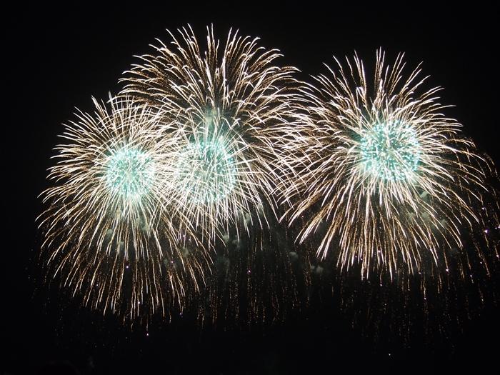 【ハワイ03】ワイキキからお届け~毎週末のヒルトン花火と、年に一度の長岡花火! (6)