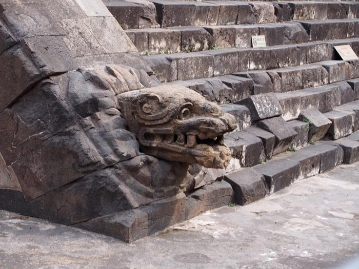 【メキシコ08】世界で三番目?!テオティワカン・太陽のピラミッド (50)