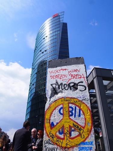 【ドイツ09】冷戦の跡・ベルリンの壁と、個性的なアンペルマン登場!ベルリン観光1 (11)