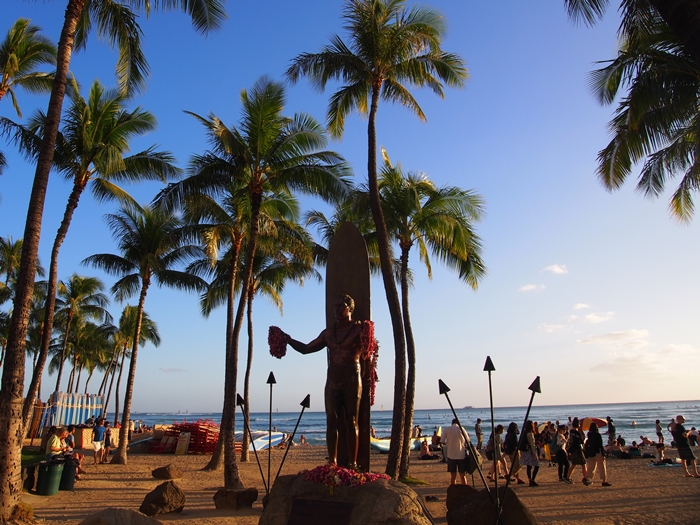 【ハワイ02】The Busで行くオアフ島随一のシュノーケリングスポット・ハナウマ湾! (5)