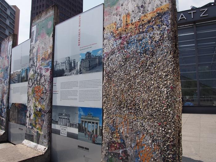 【ドイツ09】冷戦の跡・ベルリンの壁と、個性的なアンペルマン登場!ベルリン観光1 (13)