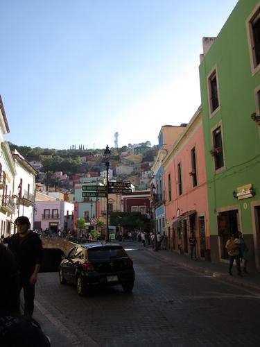 【メキシコ12】その美しさ、メキシコNo.1!コロニアル都市グアナファト (2)