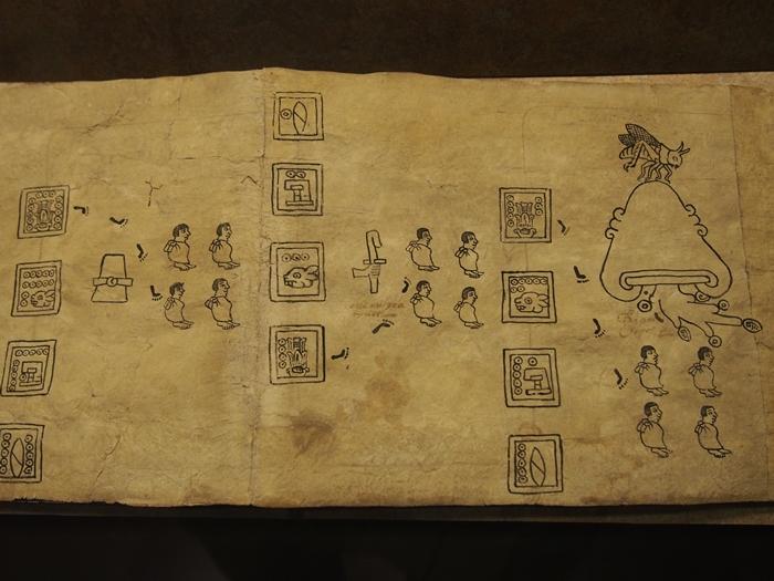 【メキシコ09】人類学博物館でアステカ・カレンダーにご対面! (25)