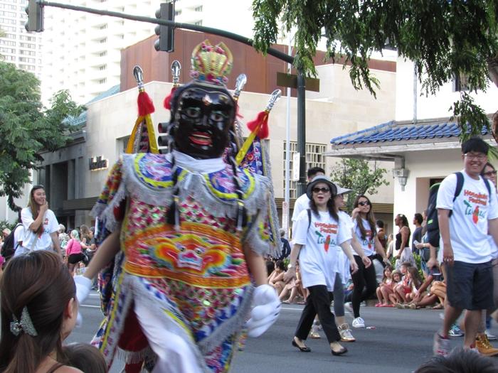 【ハワイ04】日本とハワイの交流イベント、ホノルル・フェスティバルに参加! (15)