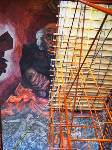【メキシコ14】迫力満点!オロスコ壁画と、少し日本の香りのする町グアダラハラ観光 (12)