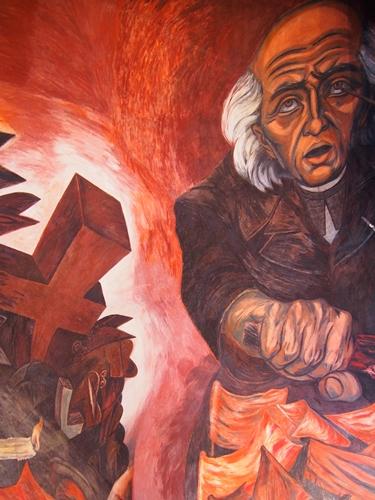 【メキシコ14】迫力満点!オロスコ壁画と、少し日本の香りのする町グアダラハラ観光 (13)