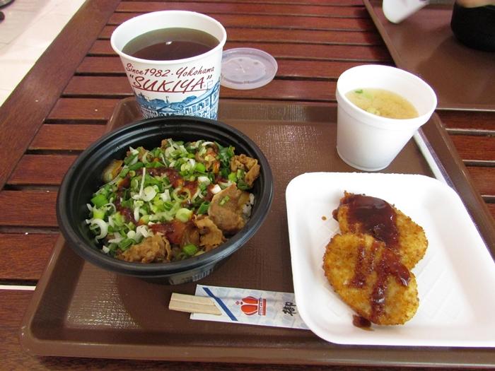 【メキシコ10】メキシコシティの美味しいもの。すき家も発見! (6)
