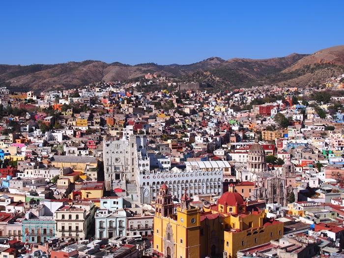 【メキシコ12】その美しさ、メキシコNo.1!コロニアル都市グアナファト (16)