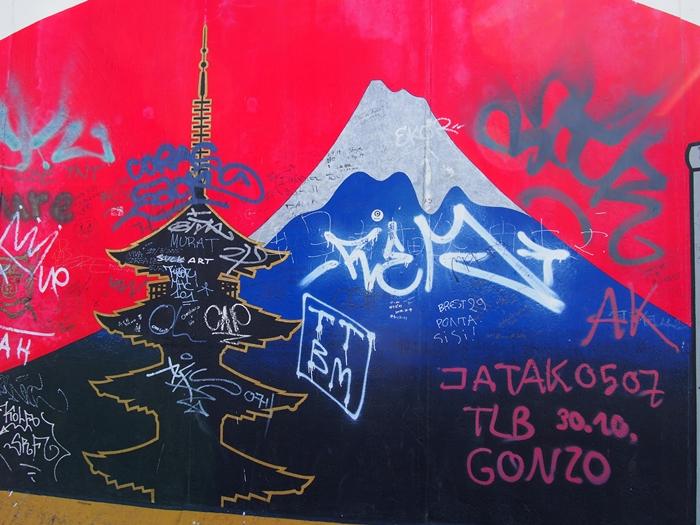 【ドイツ09】冷戦の跡・ベルリンの壁と、個性的なアンペルマン登場!ベルリン観光1 (22)