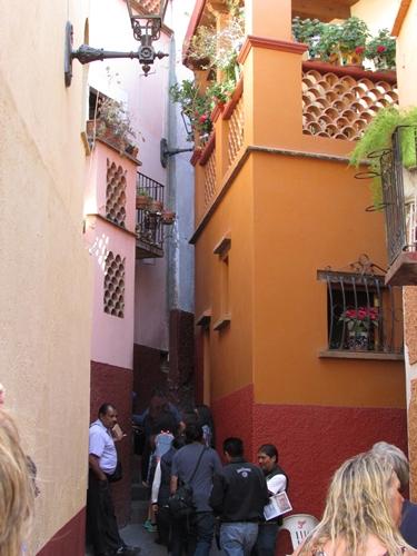【メキシコ12】その美しさ、メキシコNo.1!コロニアル都市グアナファト (11)