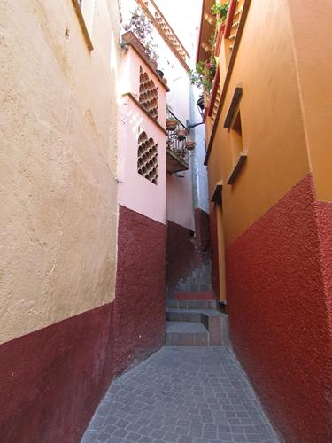 【メキシコ12】その美しさ、メキシコNo.1!コロニアル都市グアナファト (13)