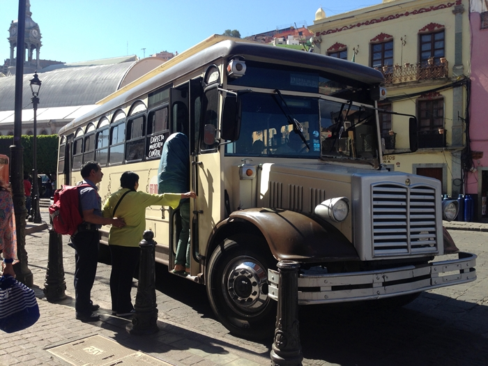 【メキシコ11】とっても快適!メキシコシティからグアナファトへのバス移動と、グアナファトの宿情報 (10)
