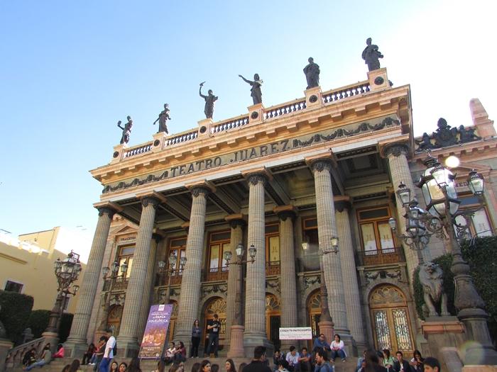 【メキシコ12】その美しさ、メキシコNo.1!コロニアル都市グアナファト (5)