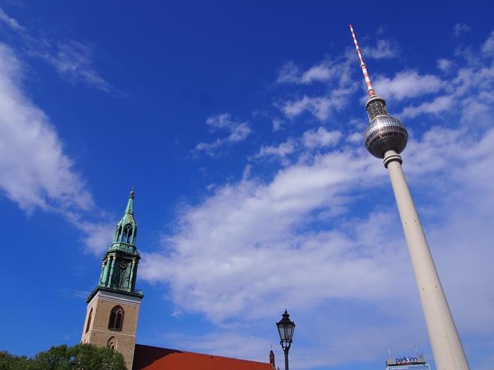 【ドイツ10】過去と現在が共存するアーティスティックな町。ベルリン観光2 (1)