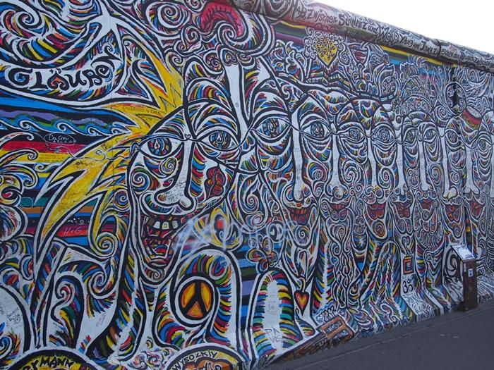 【ドイツ09】冷戦の跡・ベルリンの壁と、個性的なアンペルマン登場!ベルリン観光1 (24)