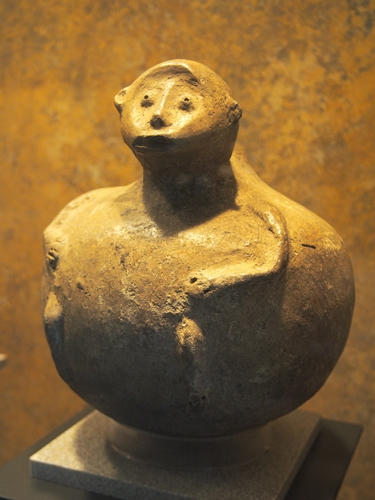 【メキシコ09】人類学博物館でアステカ・カレンダーにご対面! (12)