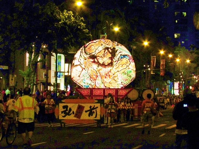 【ハワイ04】日本とハワイの交流イベント、ホノルル・フェスティバルに参加! (19)
