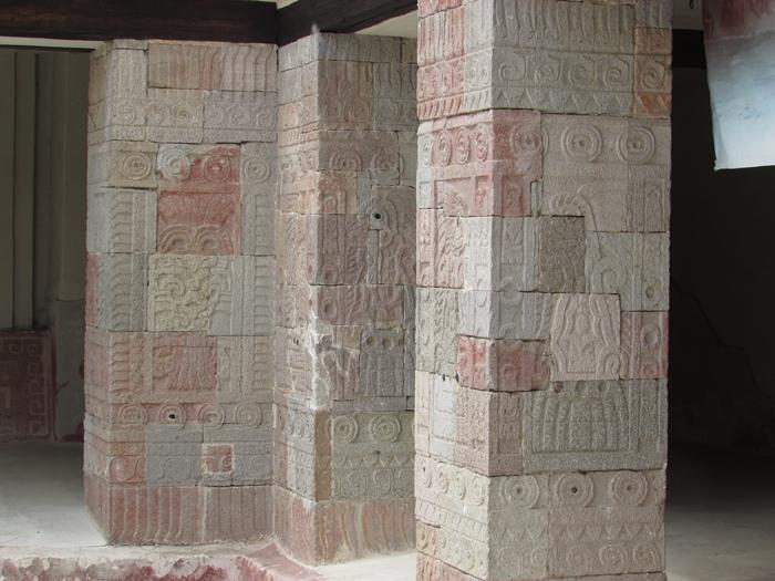 【メキシコ08】世界で三番目?!テオティワカン・太陽のピラミッド (6)