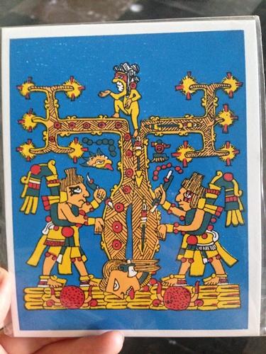 【メキシコ09】人類学博物館でアステカ・カレンダーにご対面! (3)