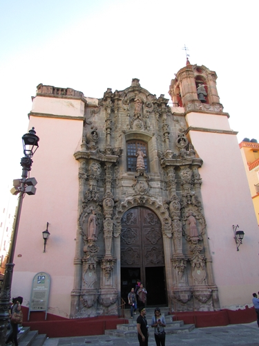 【メキシコ12】その美しさ、メキシコNo.1!コロニアル都市グアナファト (4)
