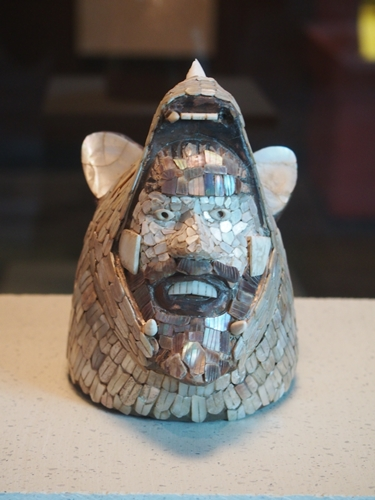 【メキシコ09】人類学博物館でアステカ・カレンダーにご対面! (21)